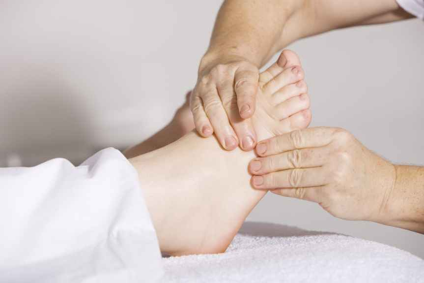 Foot Reflexology… that's the foot massage, right?